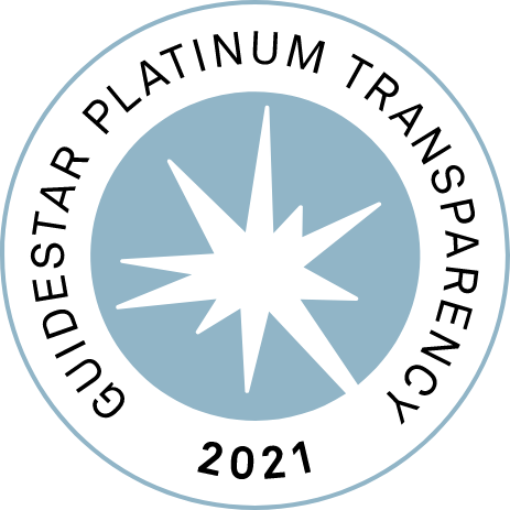 Guide Star Seal of Transparency 2019 Platinum
