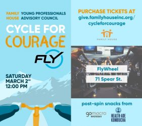 Cycle for Courage 2019