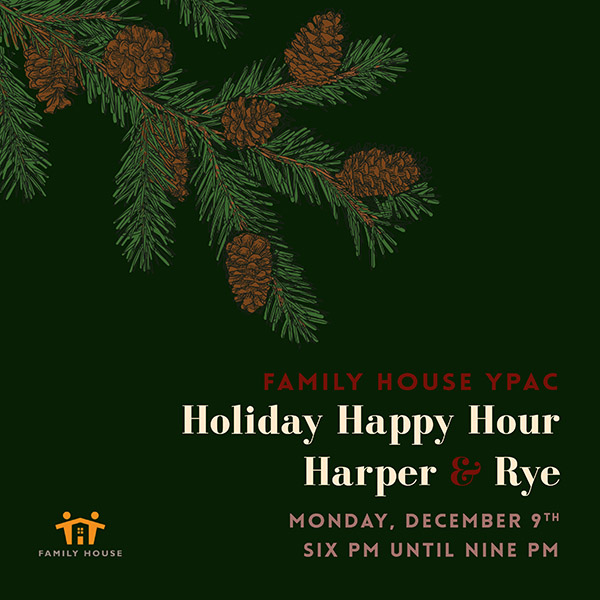 YPAC's Holiday Happy Hour